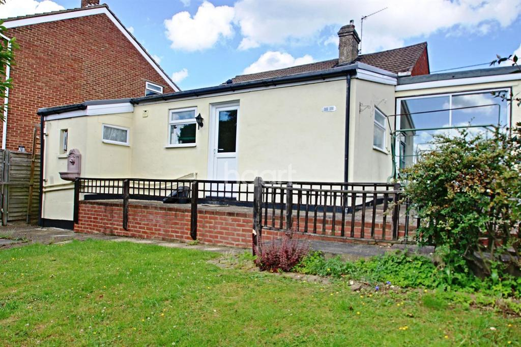 2 Bedrooms Bungalow for sale in Lords Wood Lane , Lords Wood