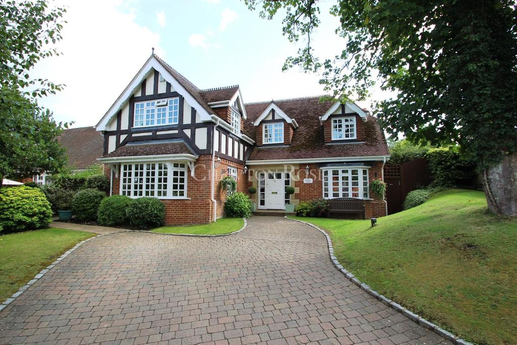 5 Bedrooms Detached House for sale in Watersplash Lane, Cheapside
