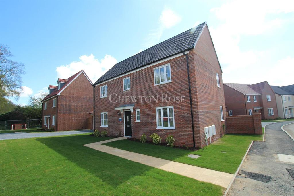 4 Bedrooms Detached House for sale in Plot 006 The Canterbury, Saxon Fields, Blofield