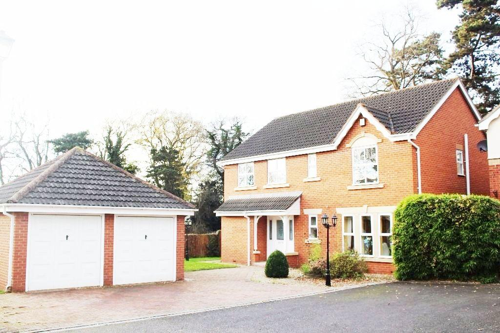 4 Bedrooms Detached House for sale in The Firs, Leicester LE7