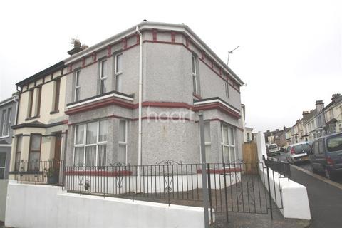 6 bedroom end of terrace house for sale - Furzehill Road, Mutley