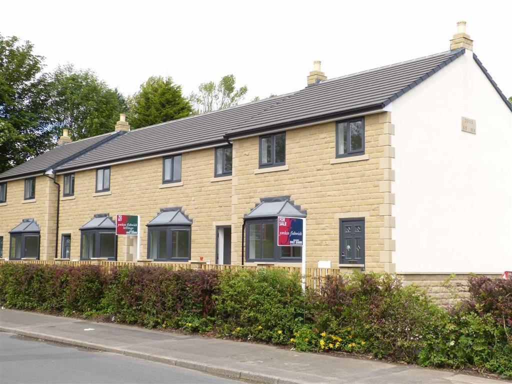 3 Bedrooms Terraced House for sale in Woolley Bridge, Hadfield, Glossop