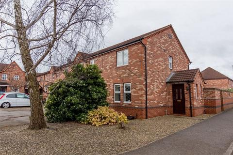 2 bedroom end of terrace house to rent - Aldborough Way, York