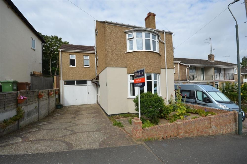 4 Bedrooms Detached House for sale in Clive Road, Belvedere