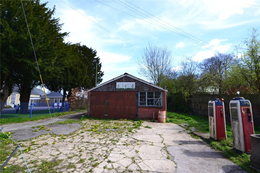 Land Commercial for sale in School Lane, Hindon, Salisbury, Wiltshire, SP3