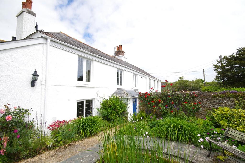 3 Bedrooms Semi Detached House for sale in The Pleasaunce, Parsonage Road, Newton Ferrers, Plymouth, Devon, PL8