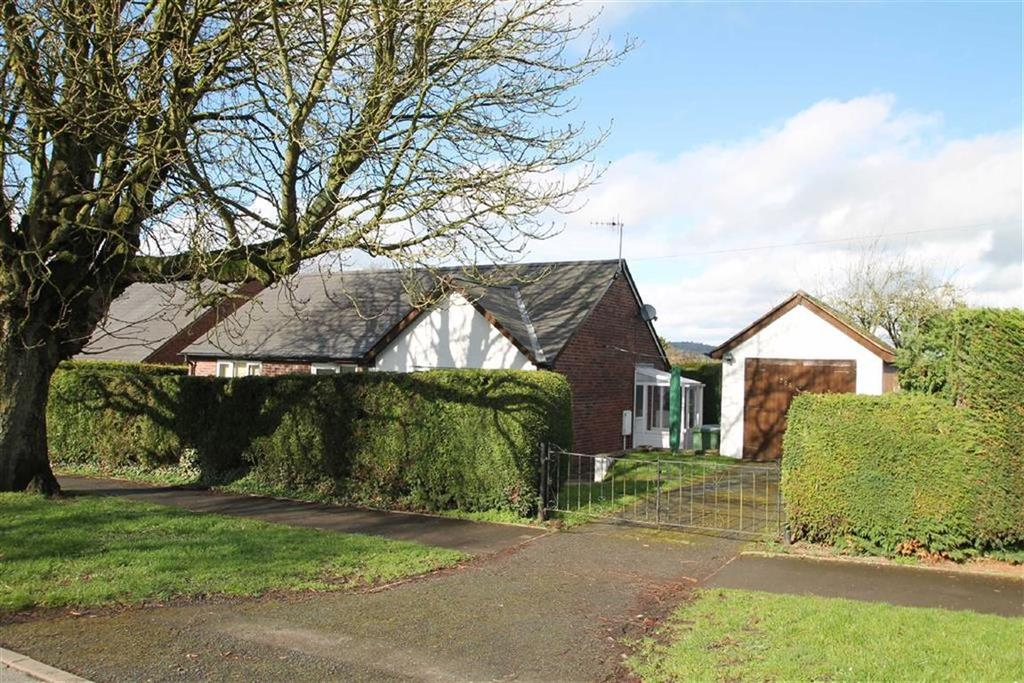 2 Bedrooms Detached Bungalow for sale in Clee View, Ludlow