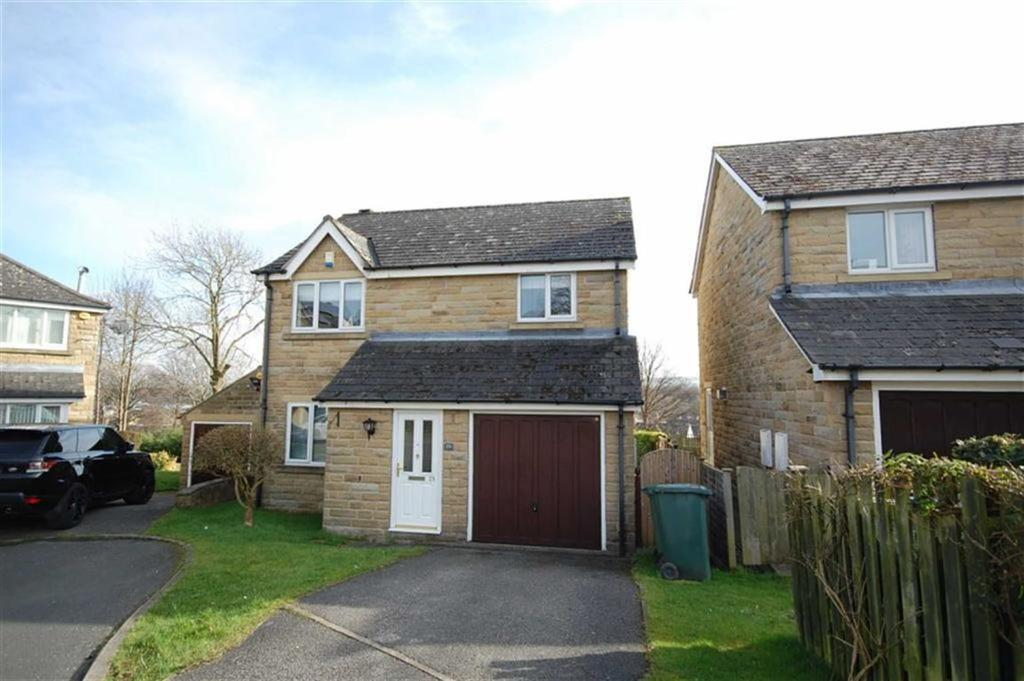 4 Bedrooms Detached House for sale in Ponyfield Close, Birkby, Huddersfield, HD2