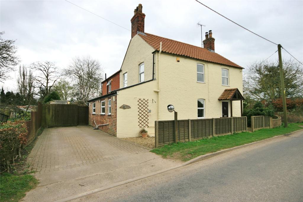 4 Bedrooms Detached House for sale in Risegate Road, Gosberton Risegate, PE11