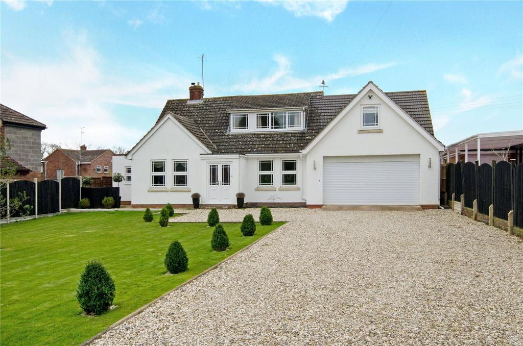 5 Bedrooms Detached House for sale in Drakes Broughton, Pershore