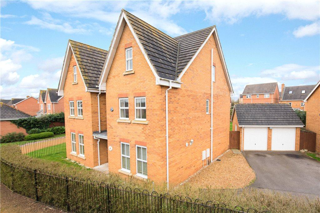 7 Bedrooms Detached House for sale in Moat Farm Close, Marston Moretaine, Bedford, Bedfordshire