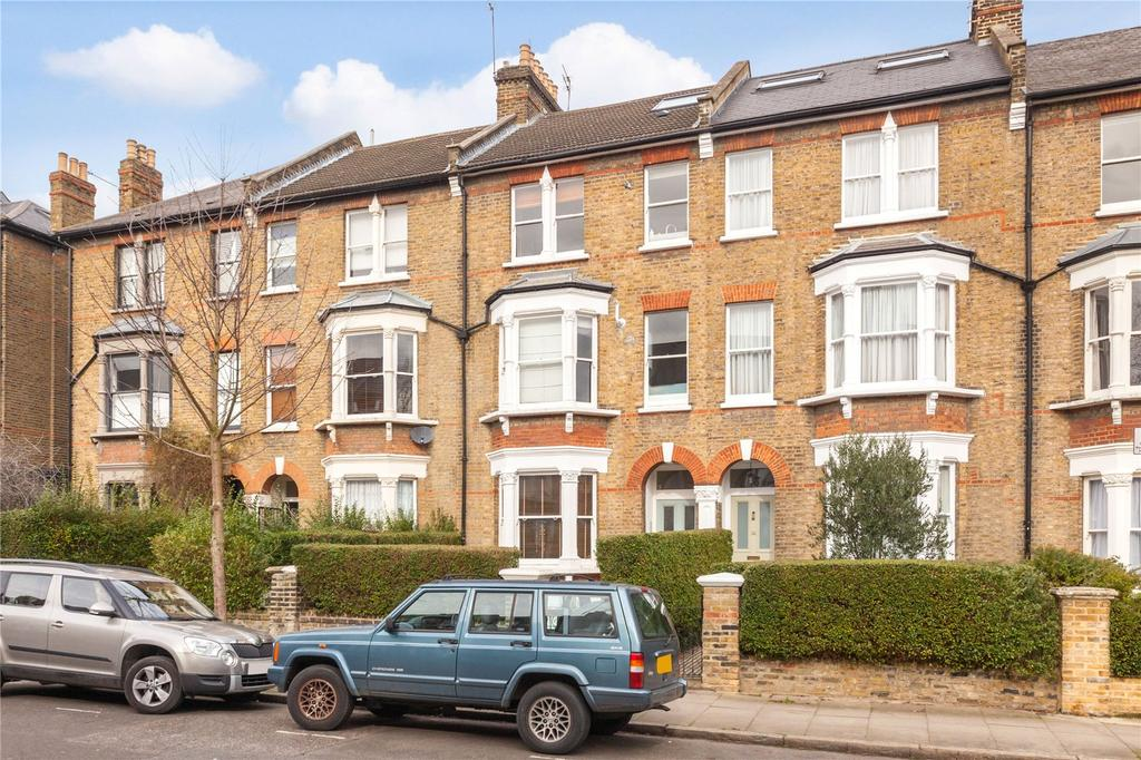 2 Bedrooms Flat for sale in St Georges Avenue, Tufnell Park, London