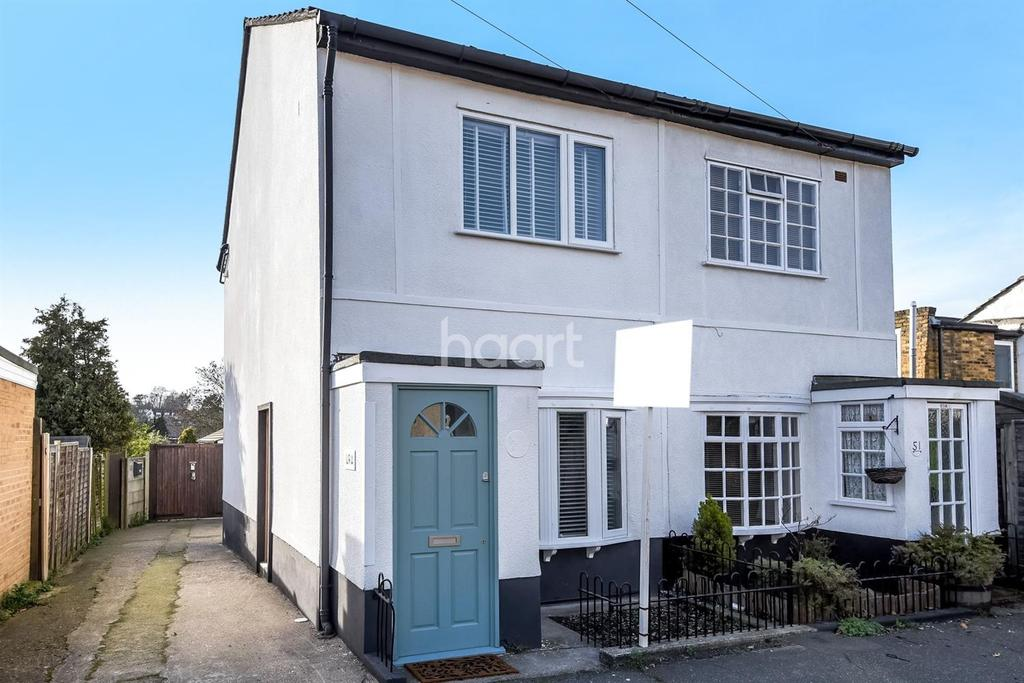 4 Bedrooms Semi Detached House for sale in Bynes Road