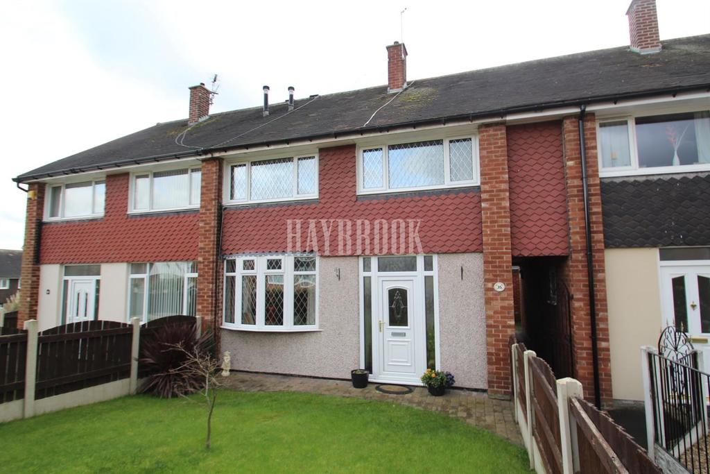 3 Bedrooms Terraced House for sale in Goodwin Road, Rockingham