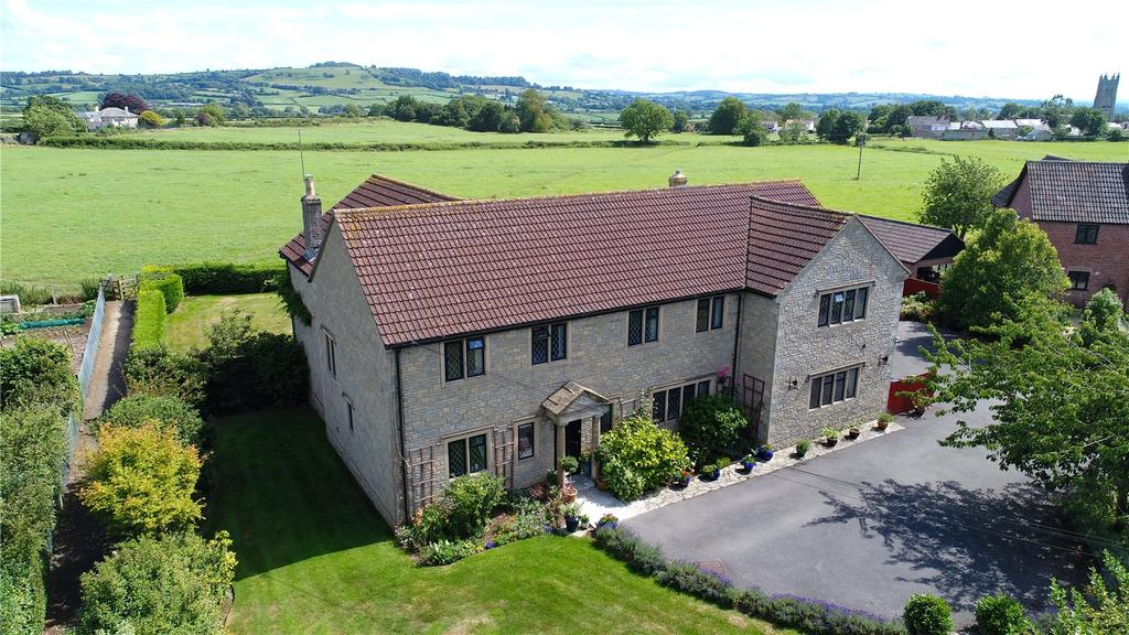 4 Bedrooms House for sale in Shapway Lane, Evercreech, Shepton Mallet, Somerset, BA4