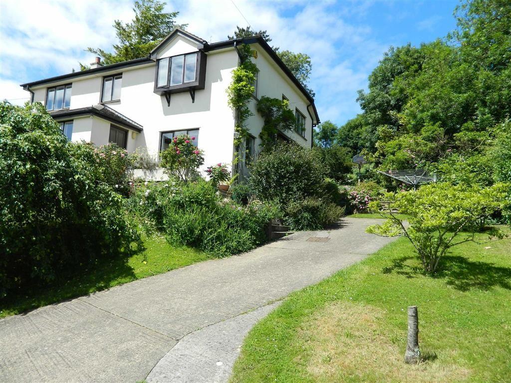 4 Bedrooms Detached House for sale in Teign View Road, Bishopsteignton, Teignmouth, Devon, TQ14