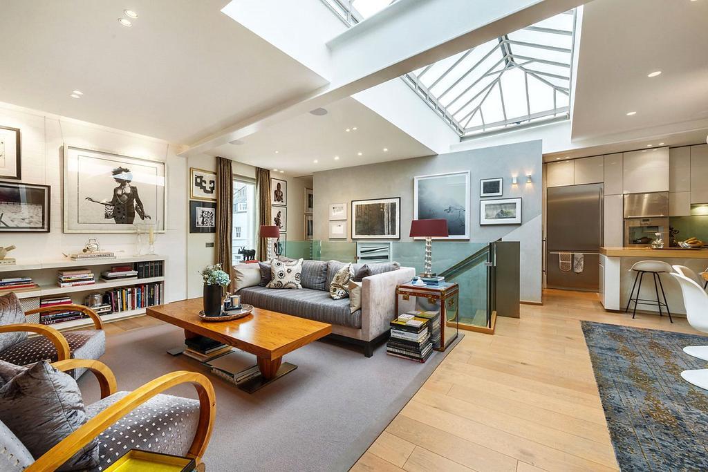 3 Bedrooms House for rent in Napier Place, Kensington, London, W14