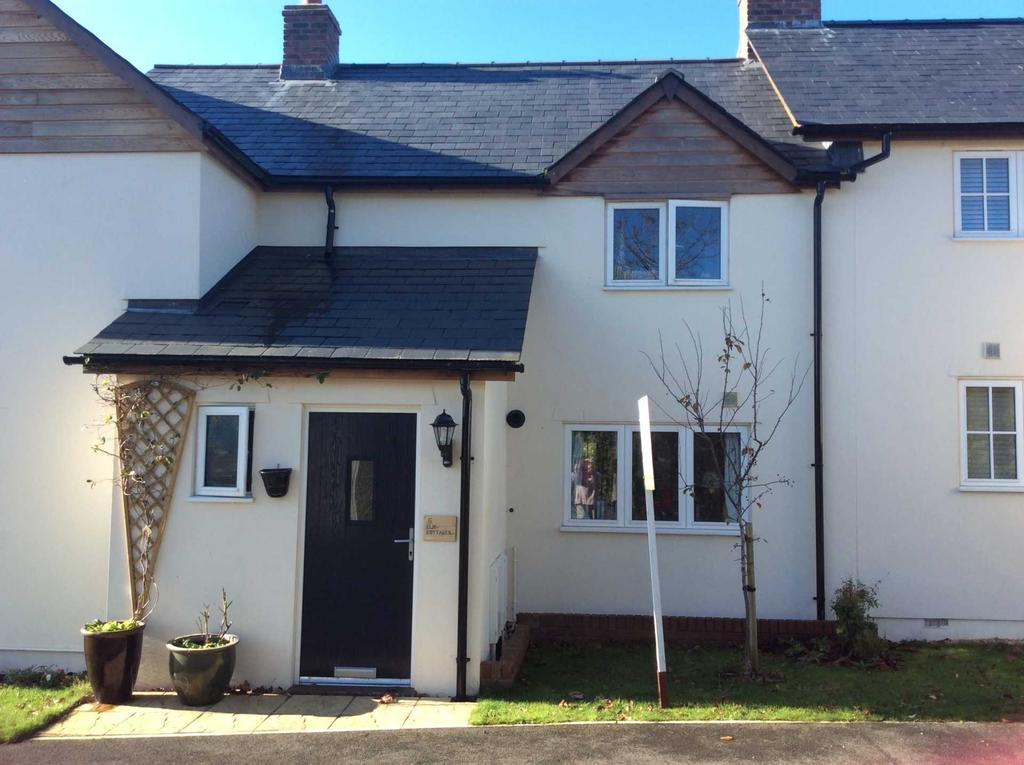 2 Bedrooms Terraced House for sale in Fairview Lane, Colyford, Colyton, Devon