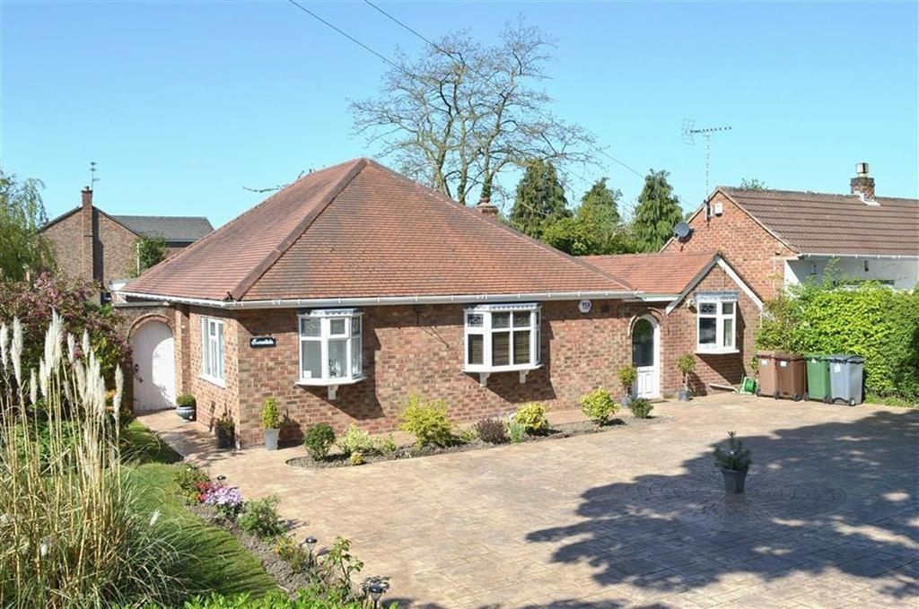 4 Bedrooms Detached Bungalow for sale in Plymyard Close, CH62