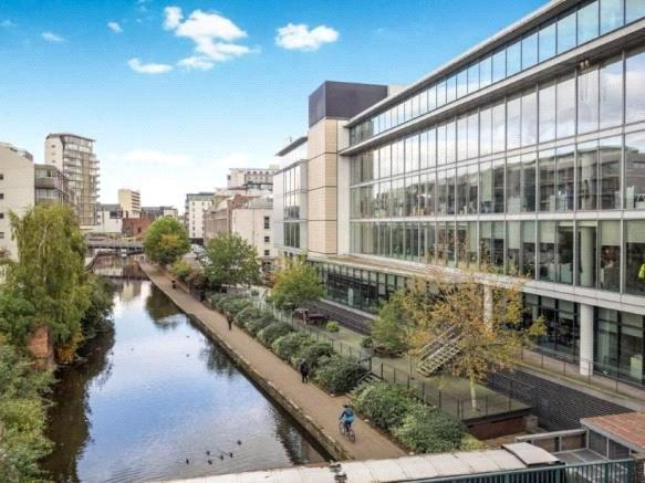 1 Bedroom Apartment Flat for sale in The Atrium, Waterfront Plaza, Station Street, NG2