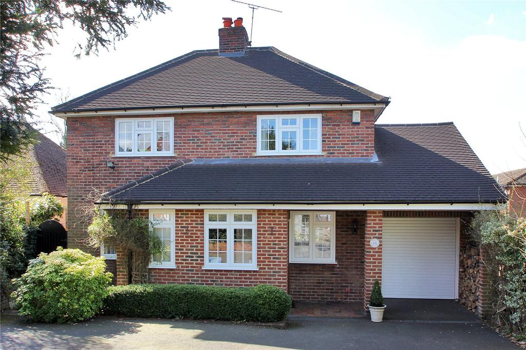 4 Bedrooms Detached House for sale in St. Johns Road, Sevenoaks, Kent