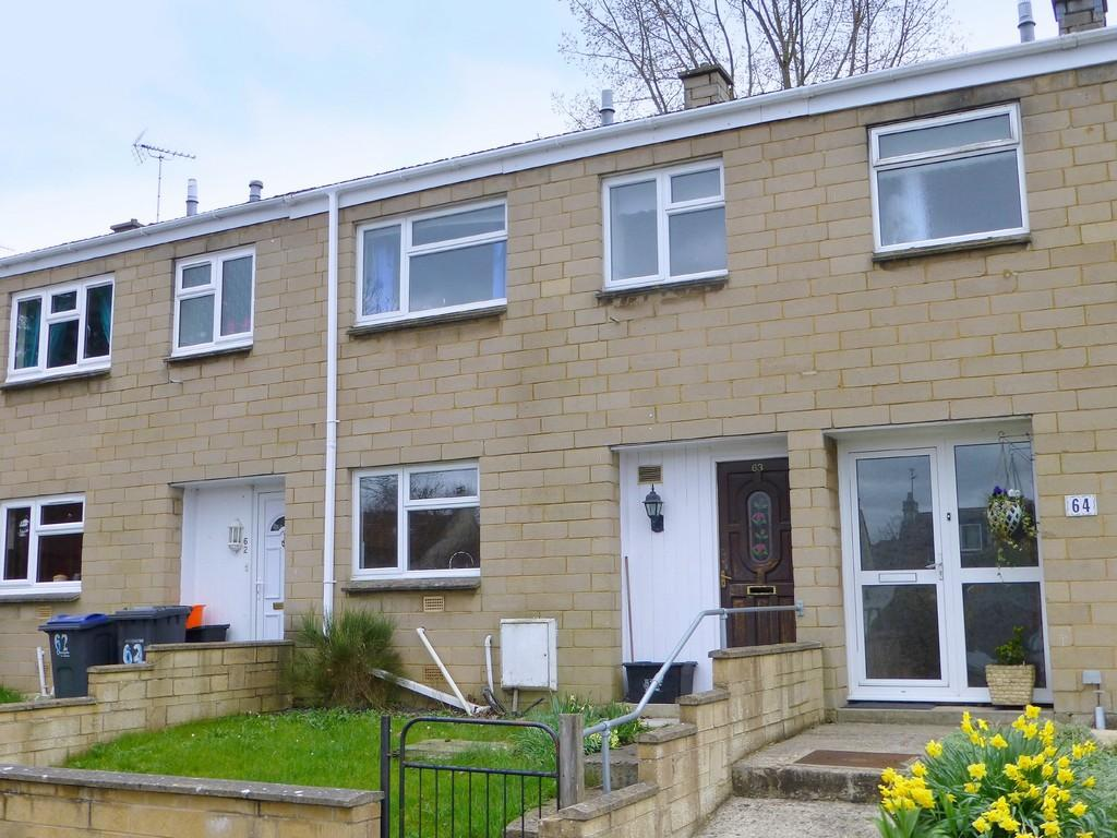 3 Bedrooms Terraced House for sale in Poulton, Bradford On Avon