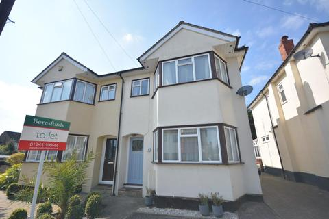 3 bedroom semi-detached house to rent - Norton Road, Chelmsford, Essex, CM1