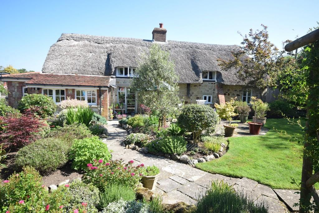 4 Bedrooms Cottage House for sale in High Street, Godshill