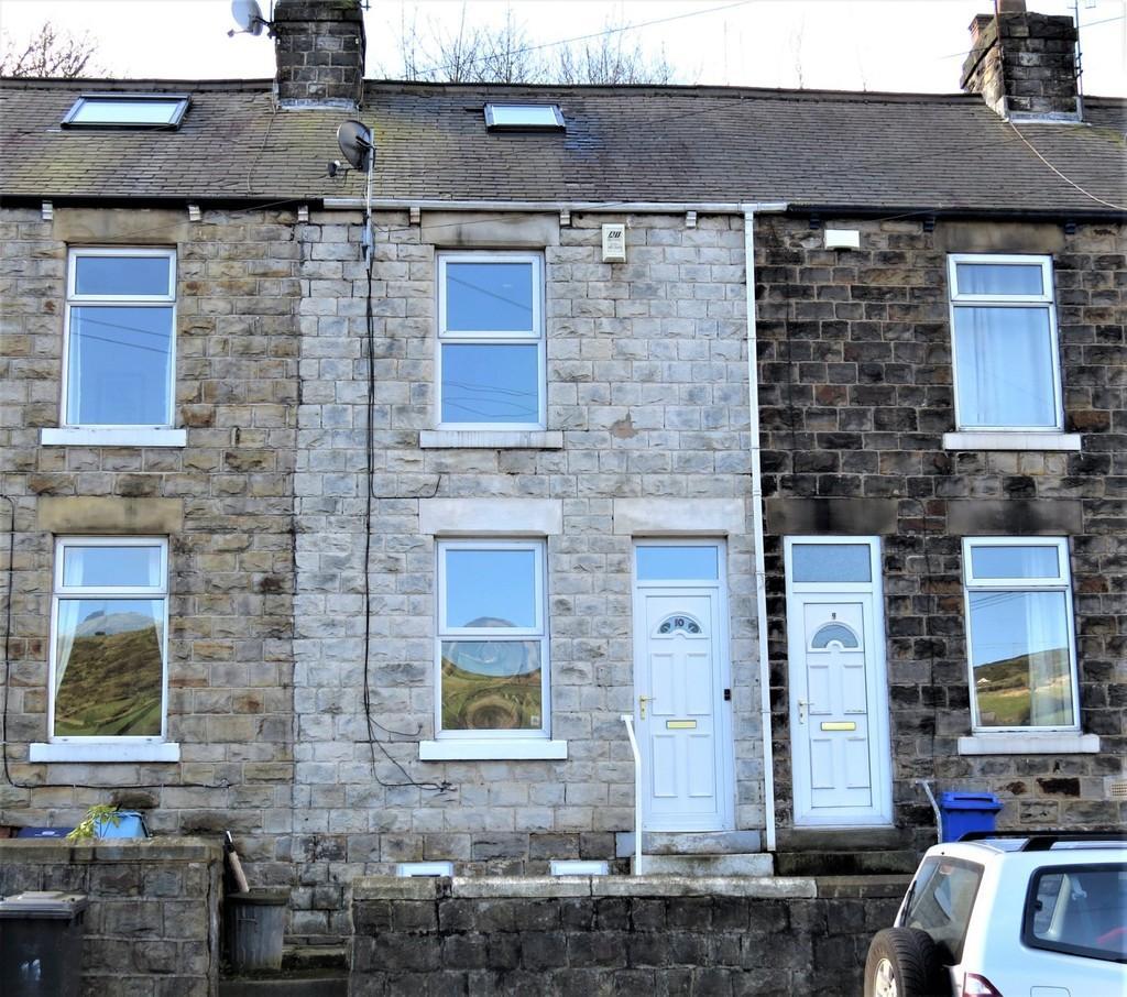 2 Bedrooms Terraced House for sale in Edward Street, Stocksbridge, Sheffield