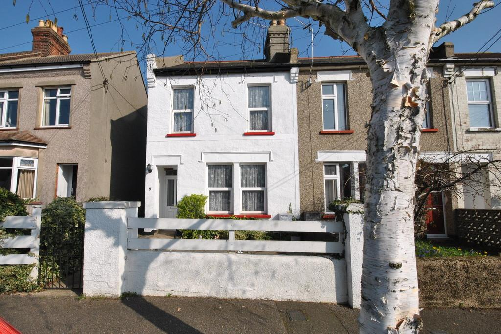 2 Bedrooms End Of Terrace House for sale in Elm Road, Hadleigh