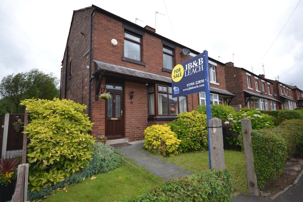 3 Bedrooms Semi Detached House for sale in Holt Crescent, Billinge, Nr Wigan