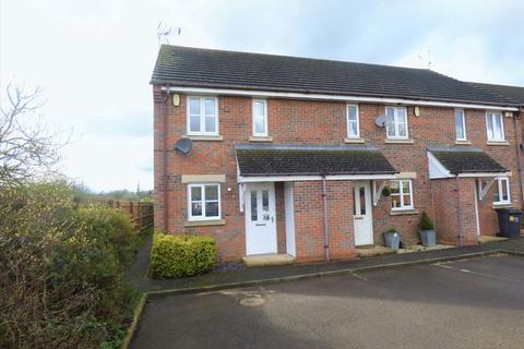 2 bedroom terraced house to rent - Walkers Way, Northampton