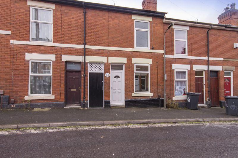 2 Bedrooms Terraced House for sale in MOSS STREET, DERBY
