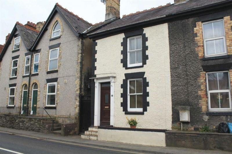 3 Bedrooms End Of Terrace House for sale in Liverpool Terrace, Corwen