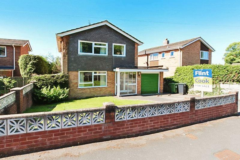 3 Bedrooms Detached House for sale in FOWNHOPE