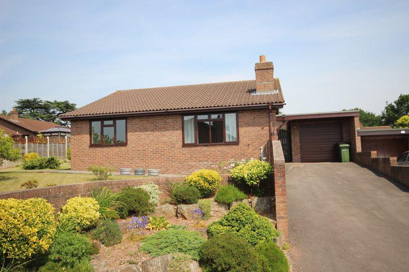 2 Bedrooms Bungalow for sale in Ross-on-Wye