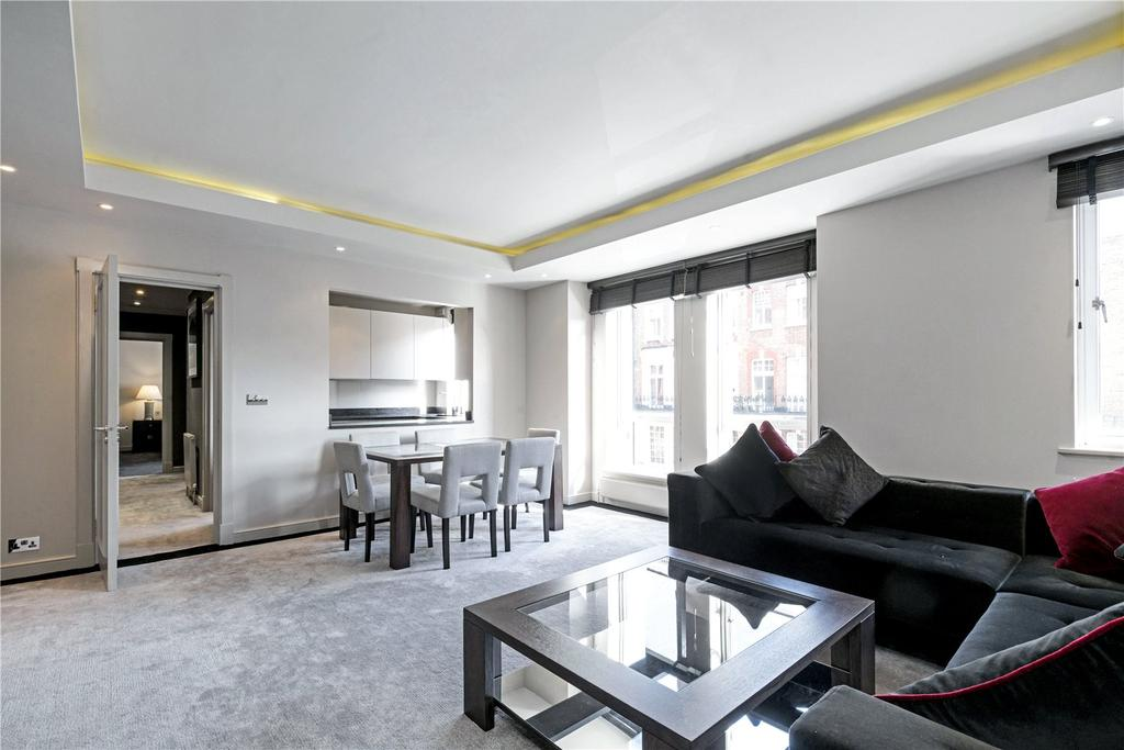 1 Bedroom Flat for sale in Tedworth Square, London, SW3