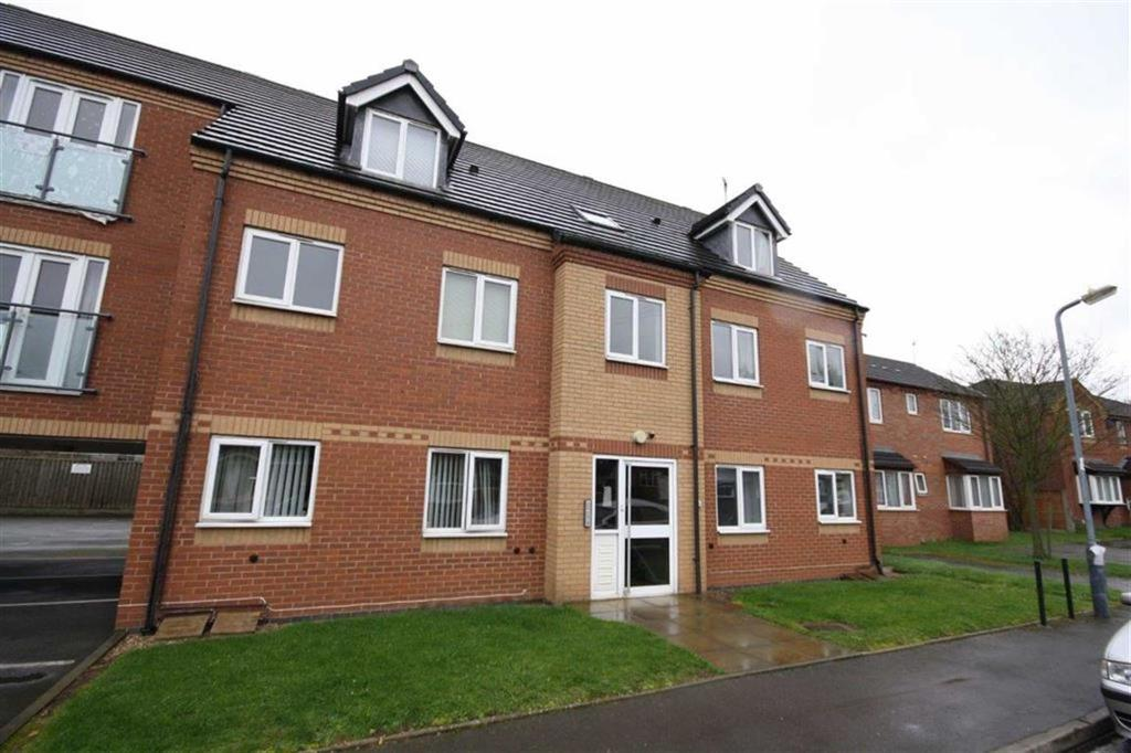 2 Bedrooms Flat for sale in Grove Court, Attleborough, Nuneaton