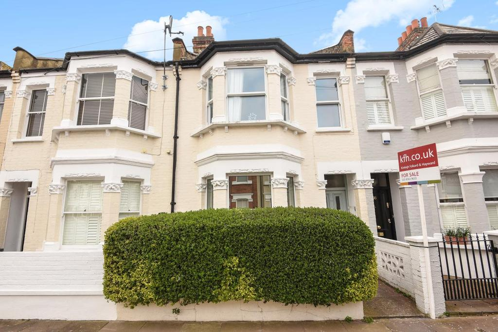 2 Bedrooms Flat for sale in Petley Road, Hammersmith