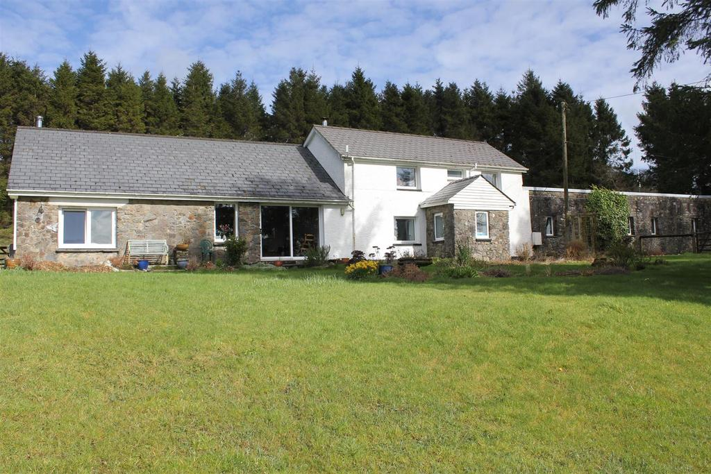 4 Bedrooms Land Commercial for sale in Capel Isaac, Llandeilo