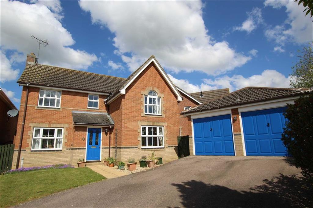 4 Bedrooms Detached House for sale in 5, Humphries Drive, Brackley