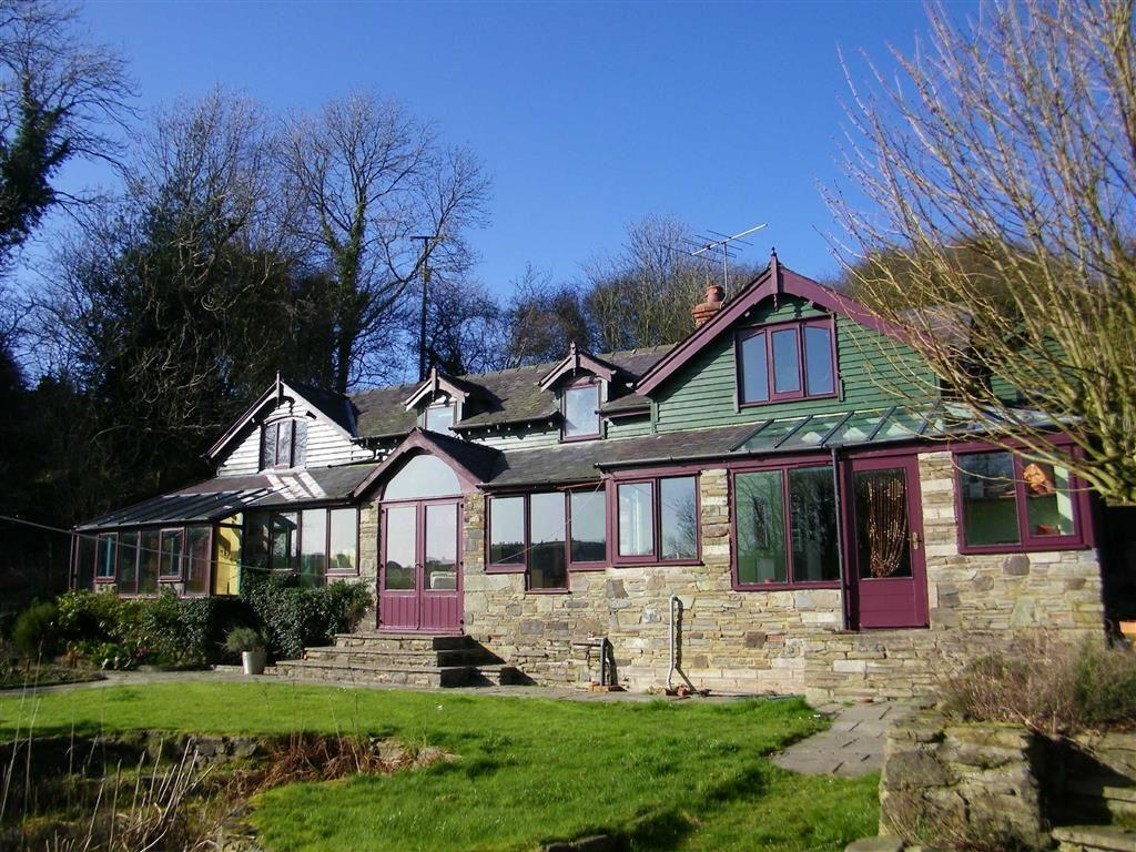3 Bedrooms Country House Character Property for sale in Mainstone, Bishops Castle, Shropshire, SY9