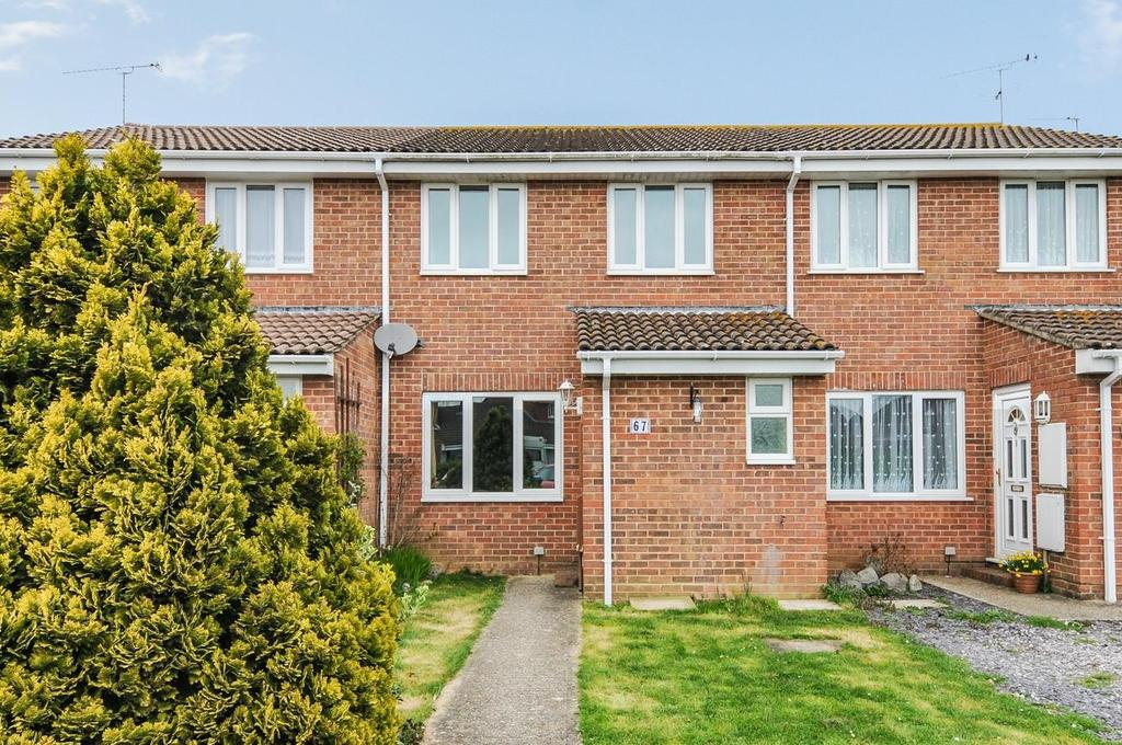 3 Bedrooms Terraced House for sale in Johnson Way, Ford