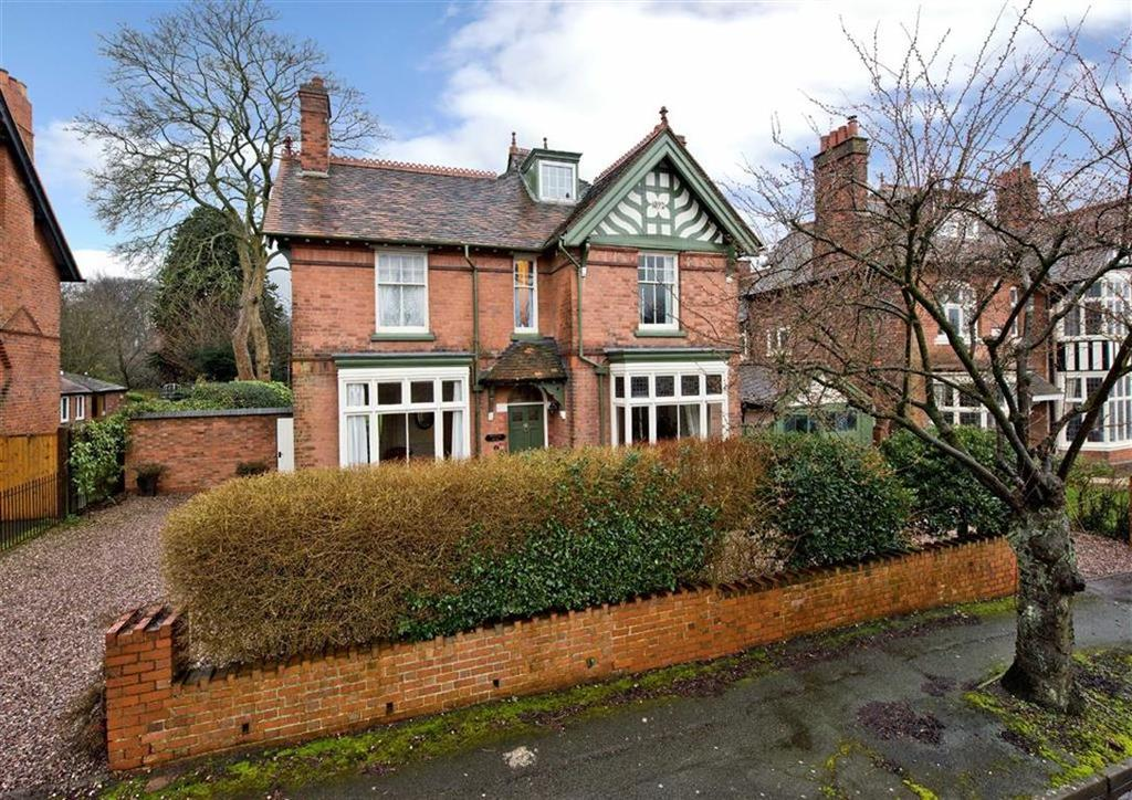 5 Bedrooms Detached House for sale in Ernestine House, 15, Copthorne Road, Penn Fields, Wolverhampton, West Midlands, WV3