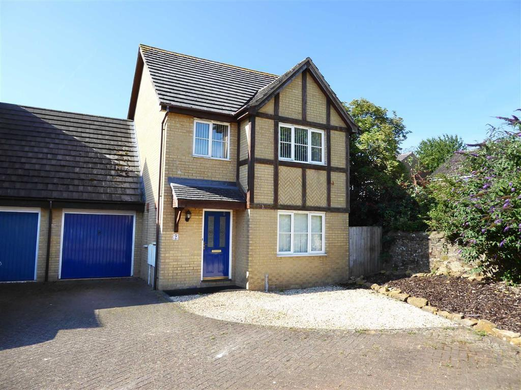 3 Bedrooms Link Detached House for sale in Yew Tree Close, Middleton Cheney