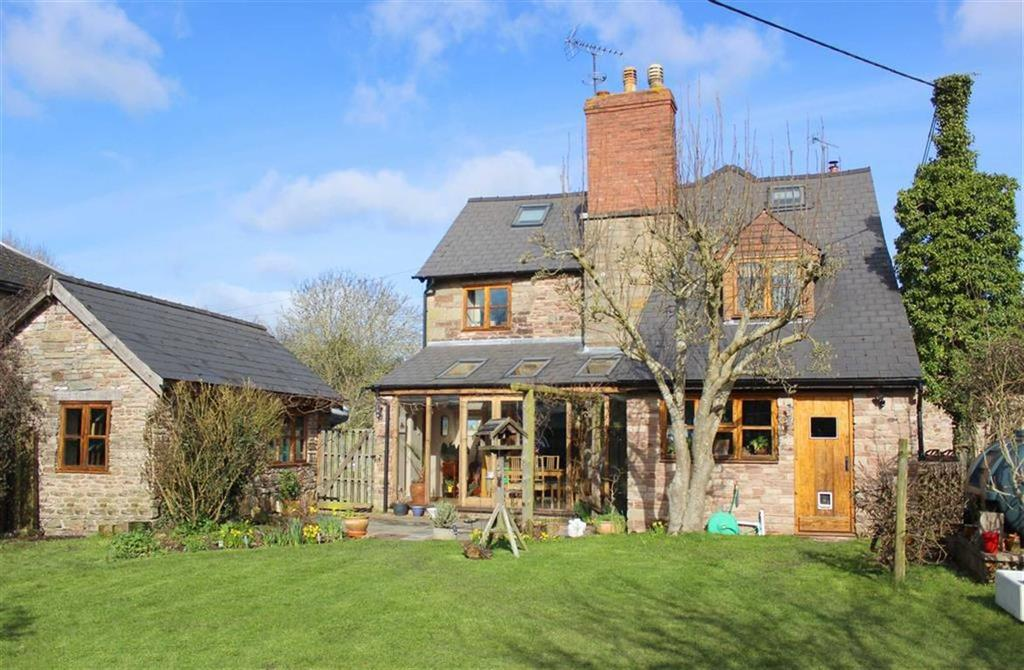 3 Bedrooms End Of Terrace House for sale in The Square, Goodrich Ross-On-Wye, Herefordshire