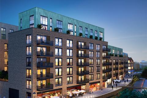 1 bedroom flat for sale - Shoreham Gardens West, Ram Quarter, Wandsworth High Street, London, SW18