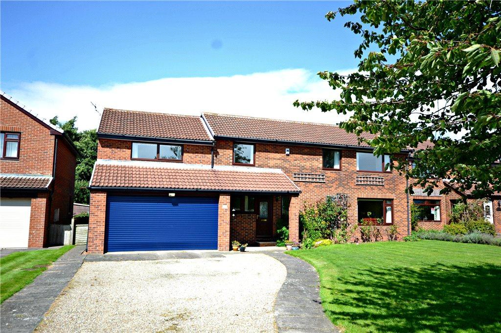 3 Bedrooms Detached House for sale in Malvern Drive, Stokesley, North Yorkshire