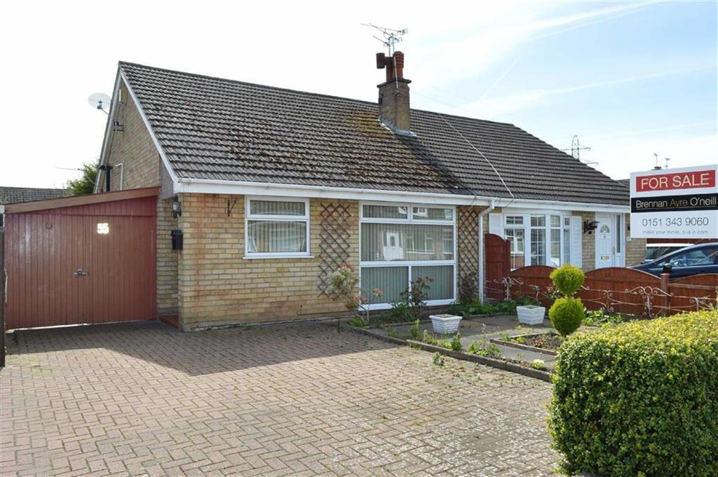 1 Bedroom Semi Detached Bungalow for sale in Argyll Avenue, CH62