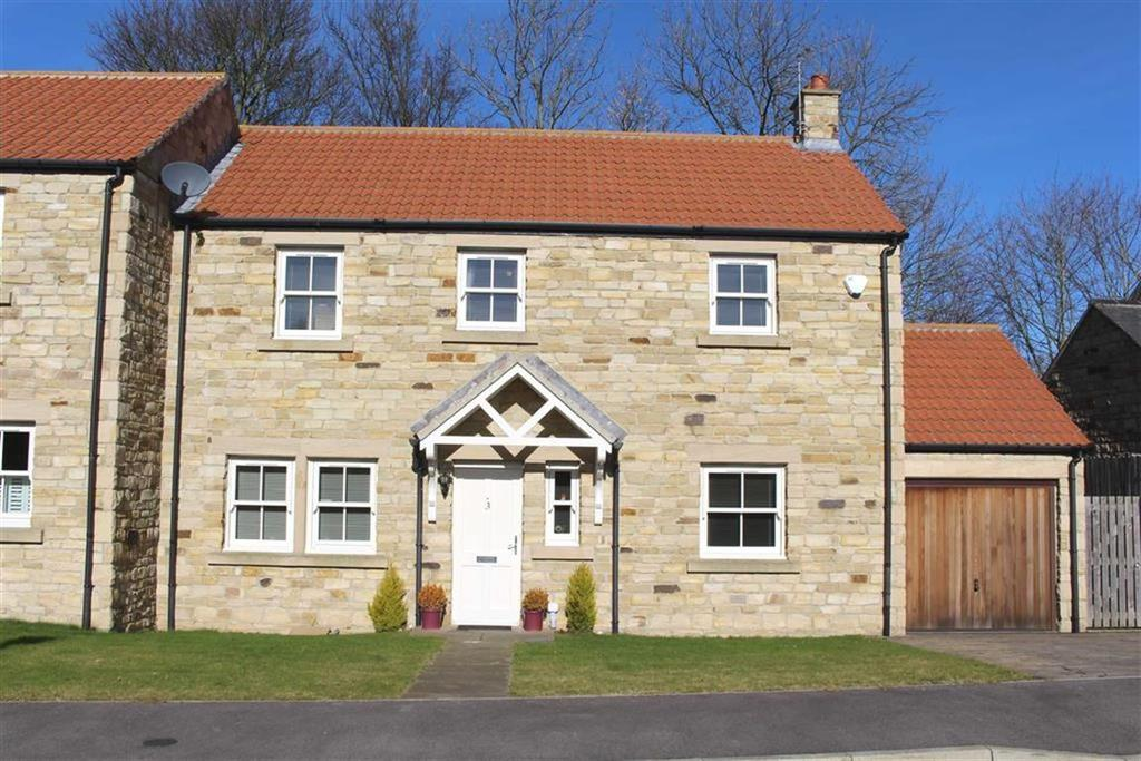 3 Bedrooms Semi Detached House for sale in The Paddock, Witton Le Wear, County Durham
